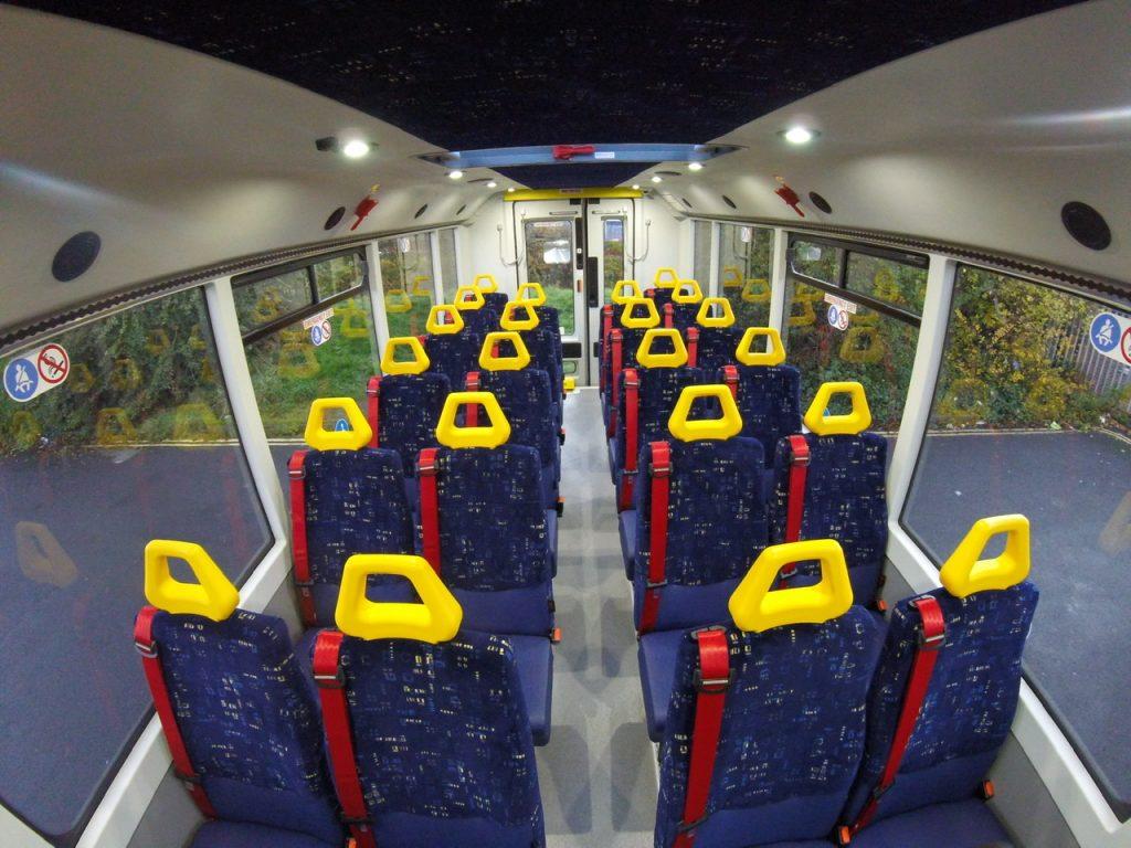 Mobility+ GRP Interior